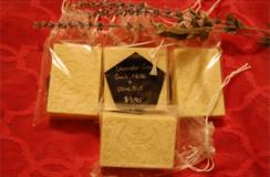 Lavender Cream Goat Milk Soap