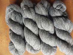 DaVinci's Majestic Silver Grey Yarn