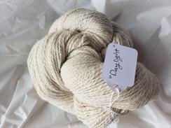 Daylight's Brilliant White Yarn Skeins