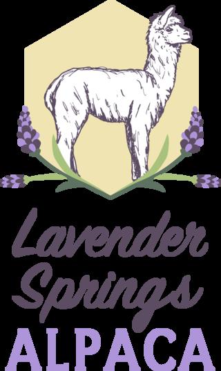 Lavender Springs Alpaca - Logo
