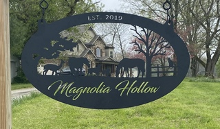 Magnolia Hollow - Logo