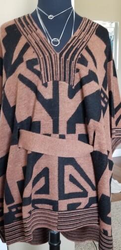 Kimono Style Cape