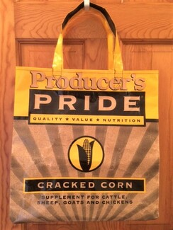 Photo of Reusable Tote Bag-Cracked Corn