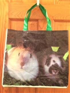 Photo of Reusable Tote Bag-RABBIT