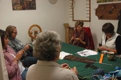 FFAF class- Beginning Knitting