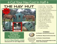 Hay Huts