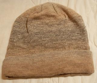 cap with cuff