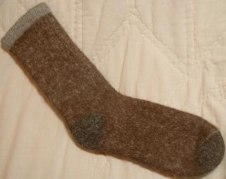 Large Crew Sock