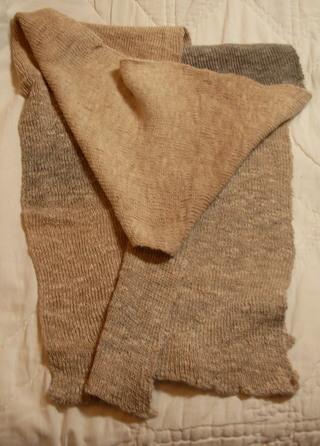 standard wide scarf