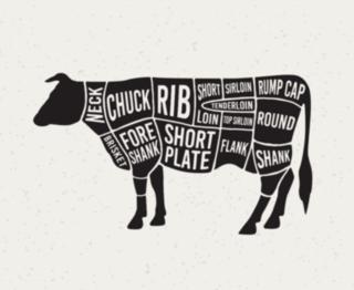 1 Half Beef