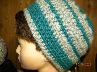 Crocheted Alpaca Hats
