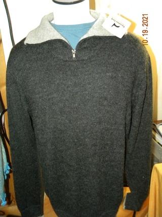 Men''s Alpaca Sweater