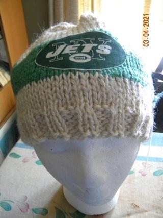 NY Jets Logo hat