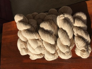 Alpaca yarn 2