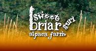 Sweetbriar Suri Alpaca Farm - Logo