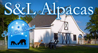 S&L Alpacas - Logo