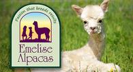 Emelise Alpacas - Logo