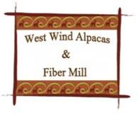 WestWind Alpacas & Fiber Mill - Logo