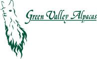 GREEN VALLEY ALPACAS - Logo