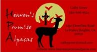 Heaven's Promise Alpacas - Logo