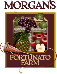 Morgan's Fortunato Farm - Logo