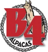 B4 Alpacas LLC - Logo