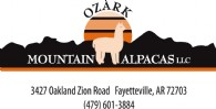 Ozark Mountain Alpacas - Logo