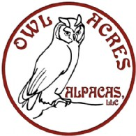 OWL Acres Alpacas, LLC - Logo