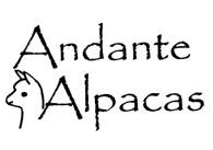 Andante Alpacas - Logo