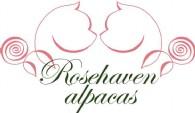 Rosehaven Alpacas - Logo