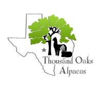 Thousand Oaks Alpacas - Logo