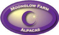 Moonglow Farm Alpacas, LLC - Logo
