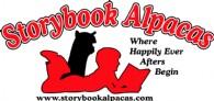Storybook Alpacas - Logo