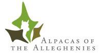 Alpacas of the  Alleghenies, LLC - Logo