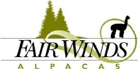 Fair Winds Alpacas - Logo
