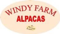 Windy Farm Alpacas - Logo