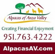 Alpacas of Anza Valley - Logo