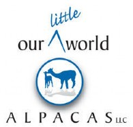 Our Little World Alpacas LLC - Logo