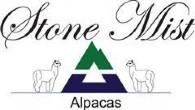 Stone Mist Alpacas - Logo