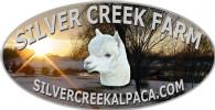 Silver Creek Alpaca - Logo