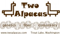 Two Alpacas - Logo