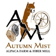 Autumn Mist Alpaca Farm & Fiber Mill - Logo