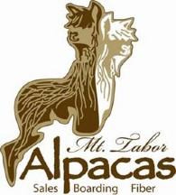 Mt. Tabor Alpaca Farm - Logo