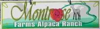 Montrose Farms Alpaca Ranch - Logo
