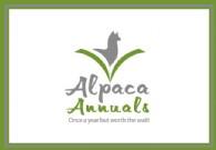 Alpaca Annuals - Logo