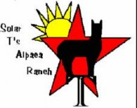 Solar T's Alpaca Ranch and Starry Nights Mill - Logo