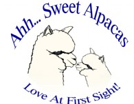 Ahh...Sweet Alpacas - Logo