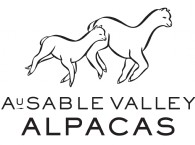 AuSable Valley Alpacas - Logo