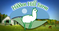 Hidden Hill Farm - Logo