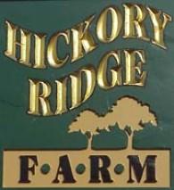 Hickory Ridge Farm Alpacas - Logo